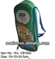 New style rectangle with cartoon figure cooler bag