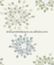 2013 spring nature design non-woven wallpaper