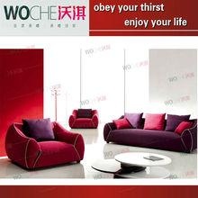 fashionable lounge fabric sofa(WQ8983)