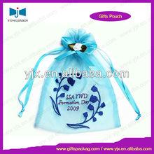 Organza tea bags / organza shoe bags / wedding favor