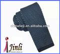 Corea moda corbata de seda 100% de punto de seda corbatas