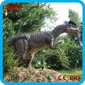 A prueba de agua de los animales/animatronic dinosaurio para el parque/zoológico/de atracciones