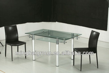 Hot Sale Folding Dining Table Design, Extendable Dining TableMDT-284
