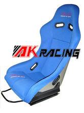 AK Hot black blue fabric cloth BRIDE VIOS sport seat