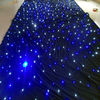 JOH dirt against RGB led curtain,led star curtain,led video curtain