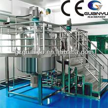 Automatic liquid detergent production plant