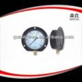 seco 100mm medidor de presión con brida delantera