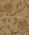 Brillante no- tejido de papel pintado para el diseño moderno de decoración de interiores