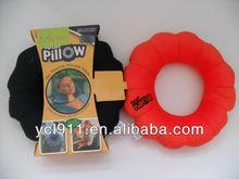 Microbeads total twist flower pillow as seen on TV.flower shaped pillows.pillow brand