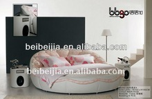 hotel and home use round soft bed -- alibaba in china--new arrival 06#