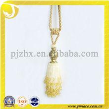 Ribbon beaded tassels decorative beads curtains