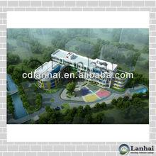 Plot Houses Building Design