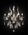 barato chino colgante de cristal de la lámpara de la gota de lluvia de araña