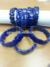 Natural stone Lapis Lazuli Fancy shape Bracelets