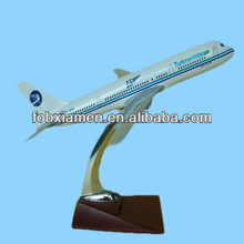 Resin model airplane for sale