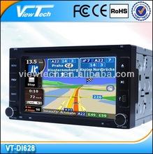6.2 inch in dash 2 din car pc / 3g Car Audio Wifi