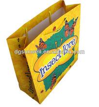 Hot sales ! Color Printing Paper bag packaging