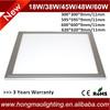 Newest German manufacturing process led panel light ceiling mount led panel light 6060