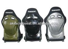 AK factory price adjustable cloth carbon fiber BRIDE GIAS racing seat
