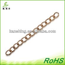 new design waist chain,long silver chain ,fashion jeans chain