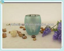 cylinder Electroplating Silver mercury glass iron candelabra,crystal candle holder,moroccan lanterns,candlestick,home decor,g
