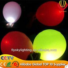 new fashion wholesalelarge helium led balloon manufacturer for party decoration