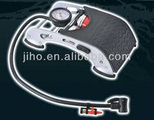Macrobinocular high pressure pedal auto inflator