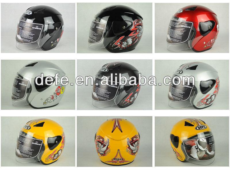 New half face helmet DF-622