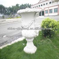 large garden pots uk large garden troughs large plastic pots square planters QL-90122