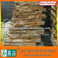 Natural quartz rusty neelam stone for internal wall