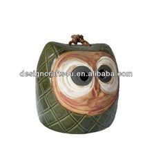 Souvenir ceramic bell ornaments