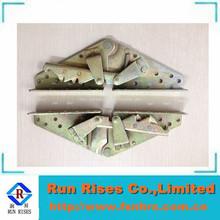 hot sale sofa bed mechanism/adjustable sofa hinges C04