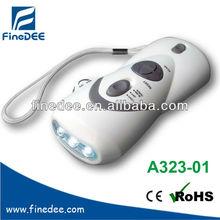 A323-01 Charging cellphone am fm radio Light