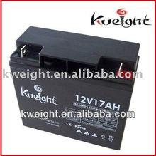 12v 17ah sealed lead acid batteries