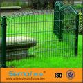 Giardino a buon mercato porta elettrico recinto di plastica post giardino recinzioni vegetali( produttore di porcellanaiso9001)