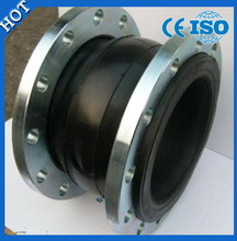 Reasonable price EPDM flanged RUBBER JOINT for piper