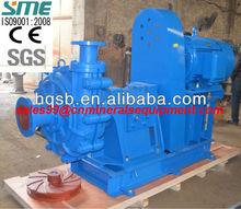 150ZGB heavy duty slurry pump C/W motor