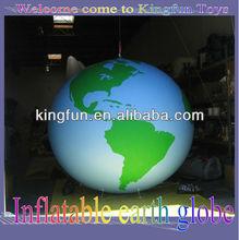 inflatable earth ball,inflatable helium balloon