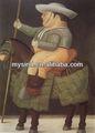 pittura a olio pittura copia del famoso artista