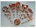 Acessórios para tubos de cobre para tee / cotovelo / acoplamento / end cap / conector