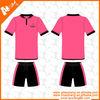 Custom personalized soccer uniform