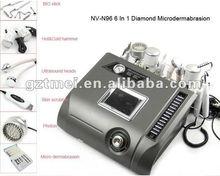 Diamond power peel Microdermabrasion Machine 5 in 1