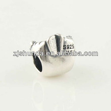 925 sterling silver european beads wholesale