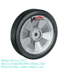 8 Inch plastic trolley wheels