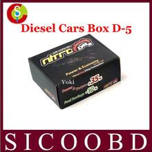 High Performance Nitro Data Diesel Box D-5 NitroData Chip Tuning Box For Mazda Toyota Car Chip Tuning Tool With Free Shipping
