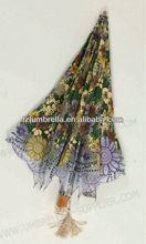 Purple Noble Lace Umbrellas Anti UV