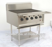 Guangzhou Factory Barbecue industrial gas grill