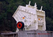 road construction impact crusher machine