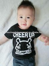2013 hot selling korean cute organic cotton baby t-shirt ,baby t-shirts wholesale