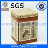 wholesale pet food package metal tin boxes